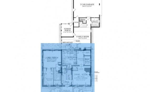 Floor over floor