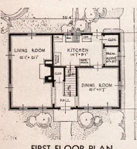milford floor 1